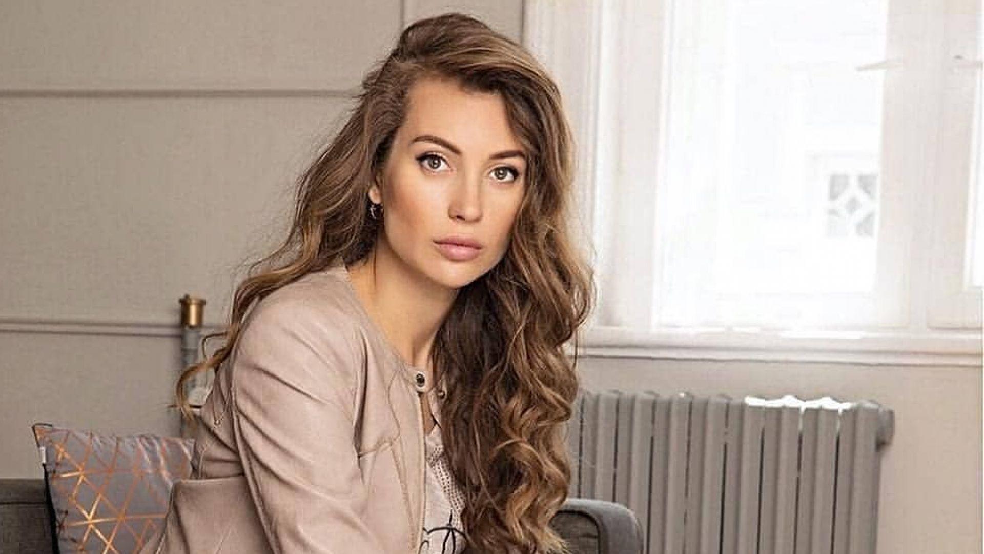 Как е изглеждала Никол Станкулова преди 16 години
