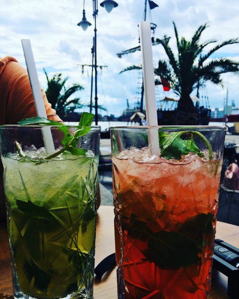 Port Cafe с уникалните коктейли