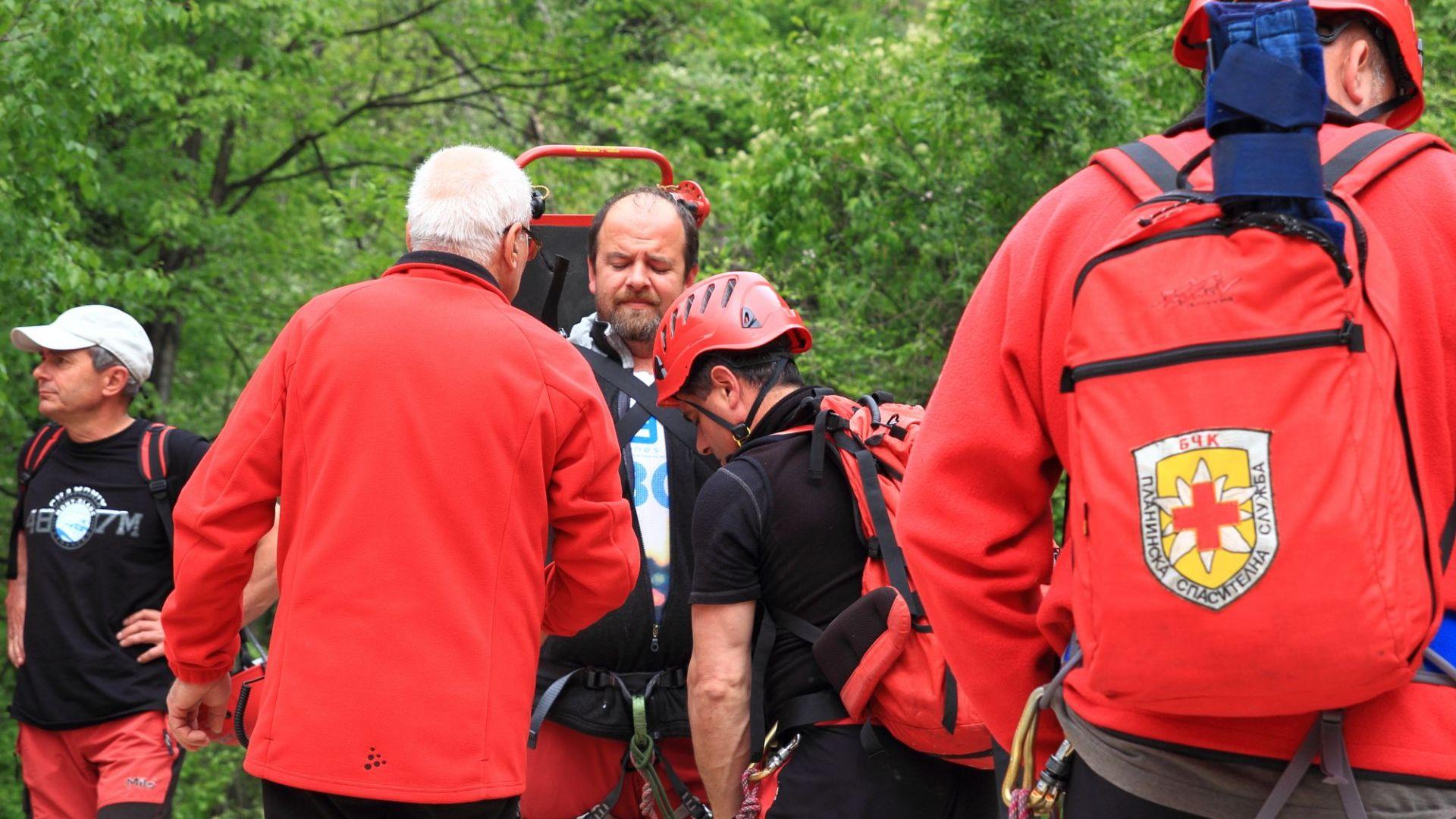 Намериха и втория изгубен в Пирин турист жив и здрав