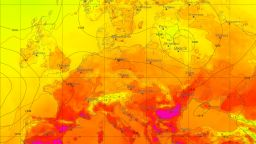 Къде беше най-горещо вчера, къде ще бъде днес