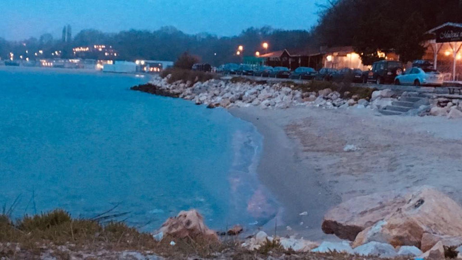 Рибарският плаж е красив не само вечер