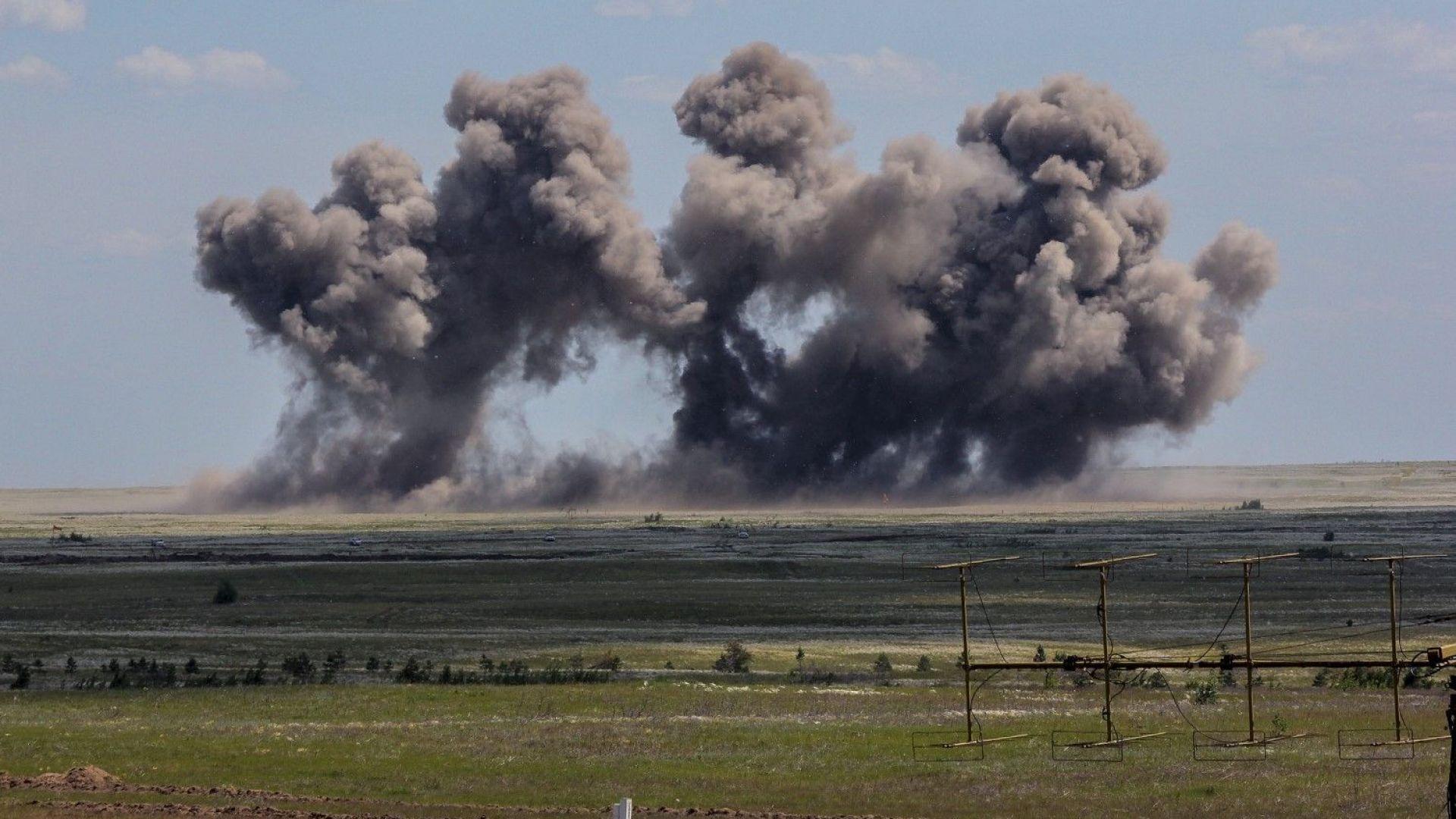 """5-ма служители на """"Росатом"""" са загинали при взрива на полигона край Архангелск"""