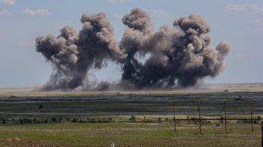 Двама загинаха при експлозия на военен полигон в Архангелск, Русия