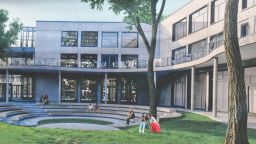Руини в центъра на Бургас се превръщат в библиотека и Център за съвременно изкуство