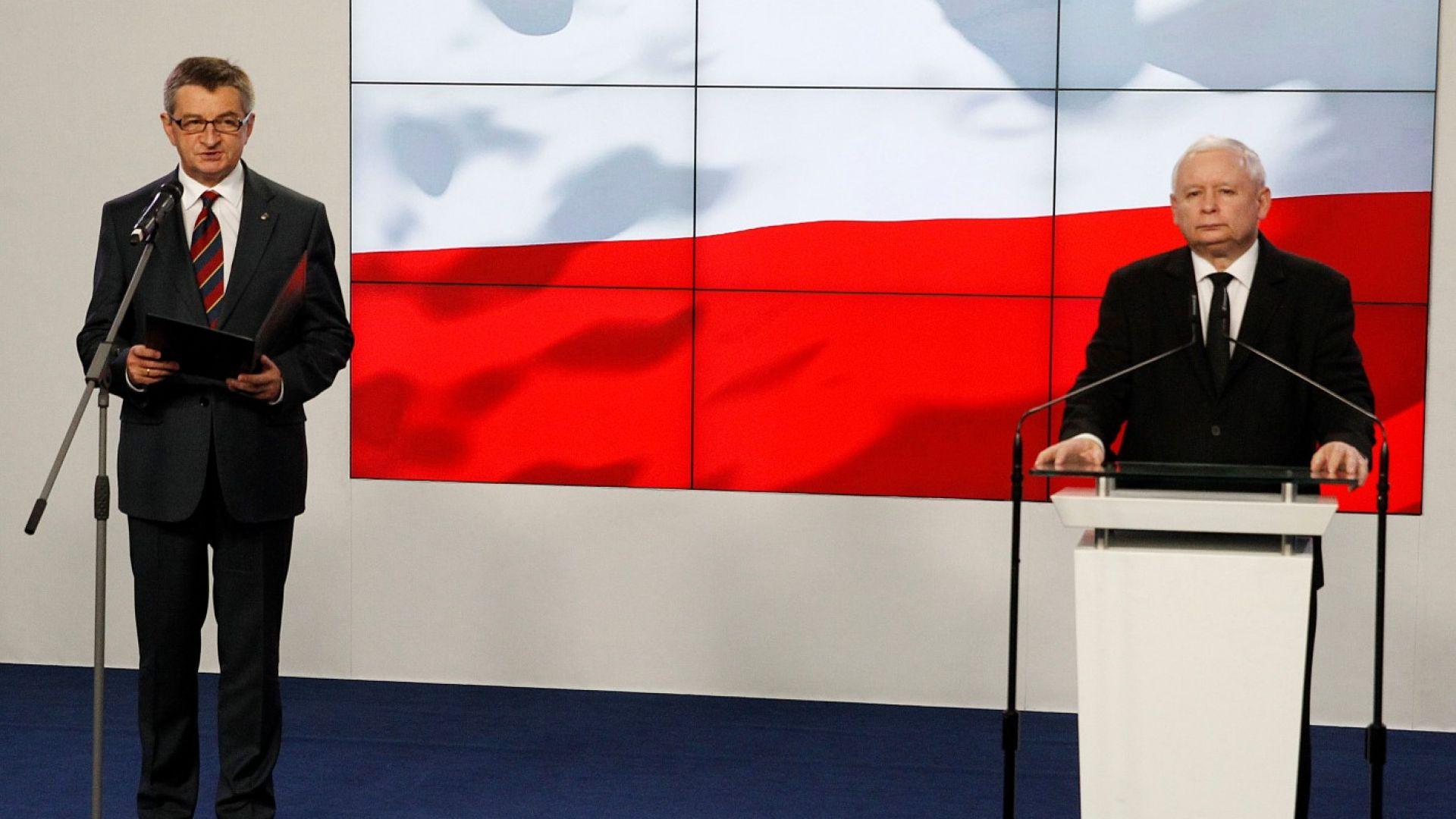 Председателят на полския парламент напусна след скандал: летял с правителствения самолет до родния си град