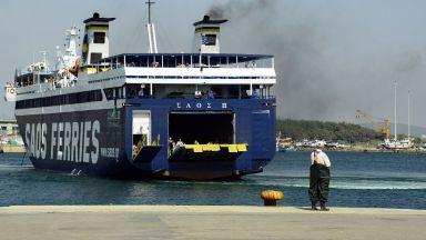 Гърция възстанови фериботните услуги до всички острови