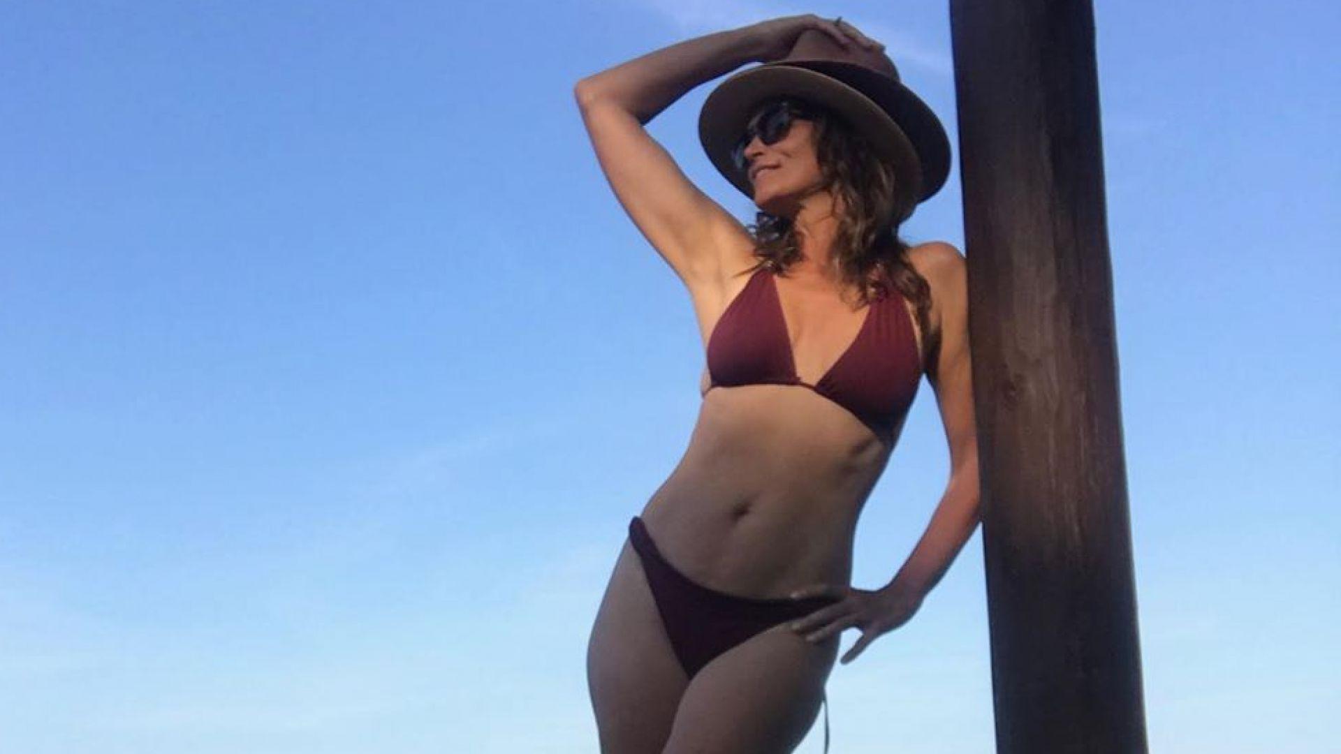 Синди Крауфорд показа перфектно тяло на 53