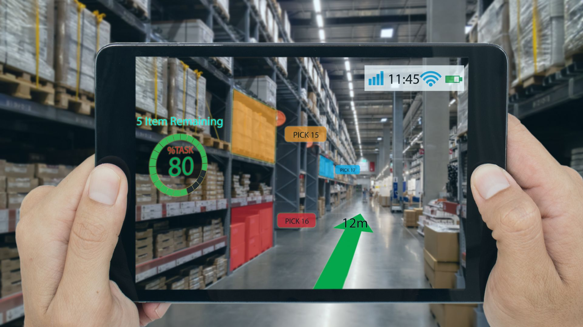 Технологията за добавена реалност има приложение дори в архитектурата