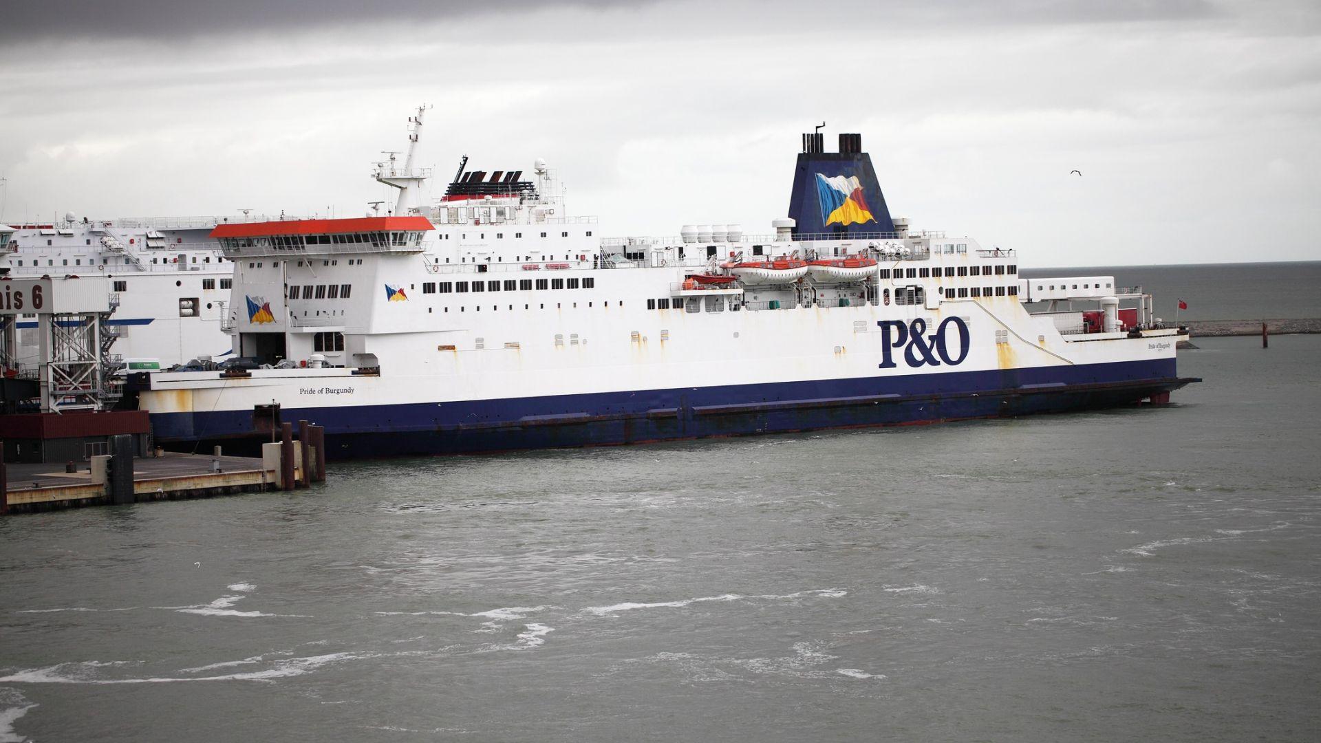 Британският оператор P&O спря круизите си в Залива