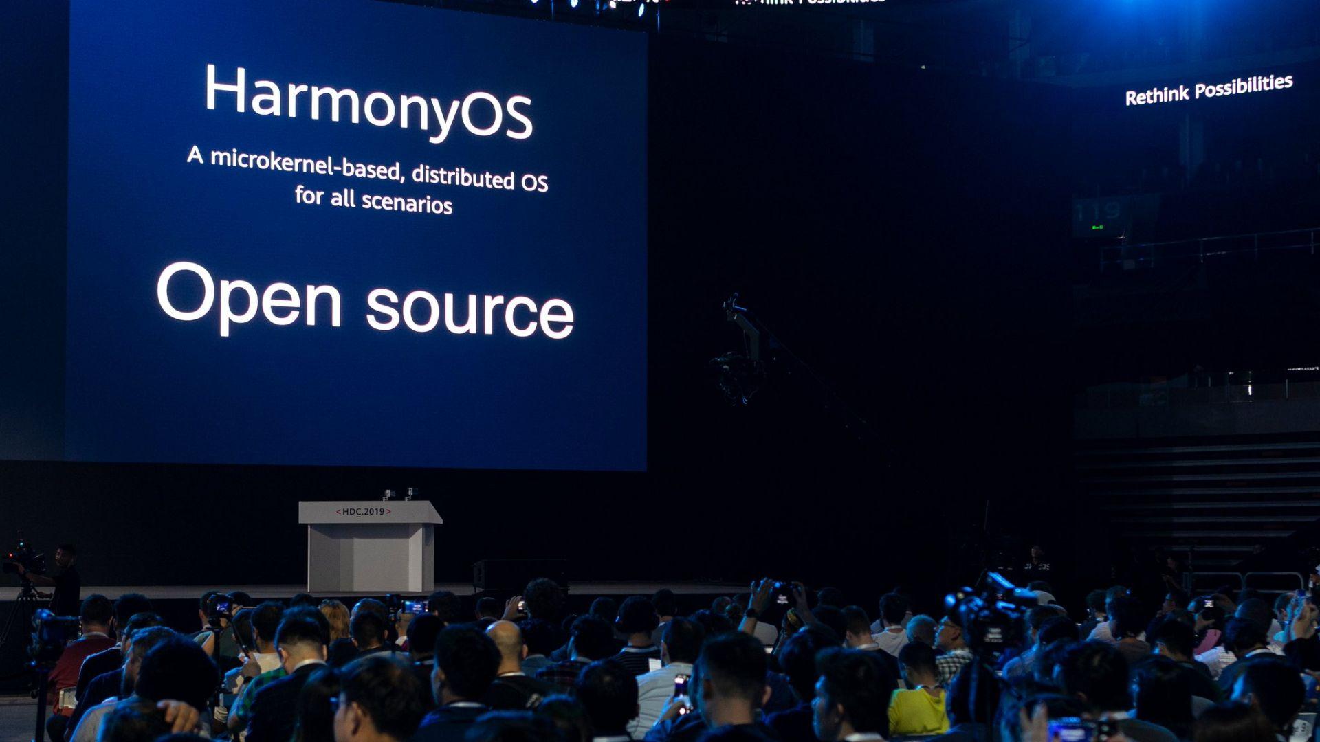 Huawei представи своята операционна система