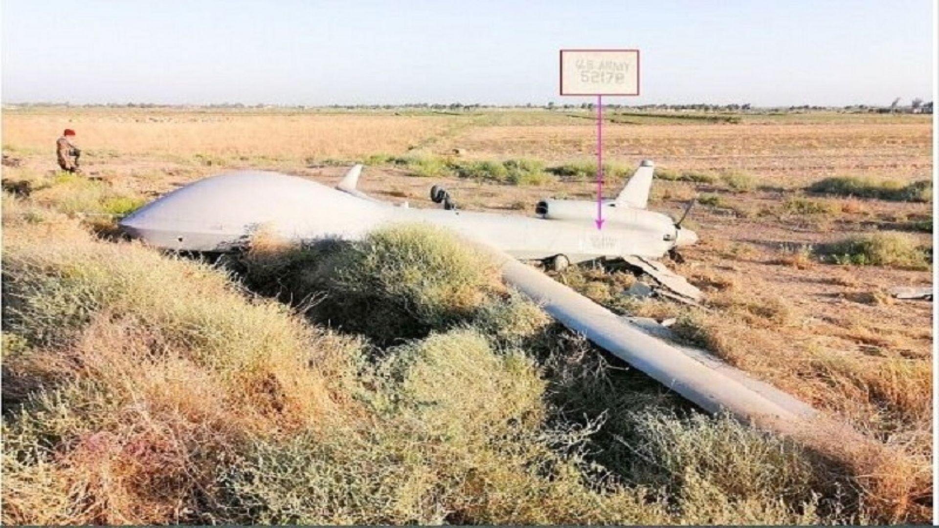 Хакери свалиха американски дрон край Багдад