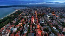 Град на схеми за бохеми