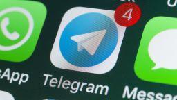 Telegram блокира призивите за насилие