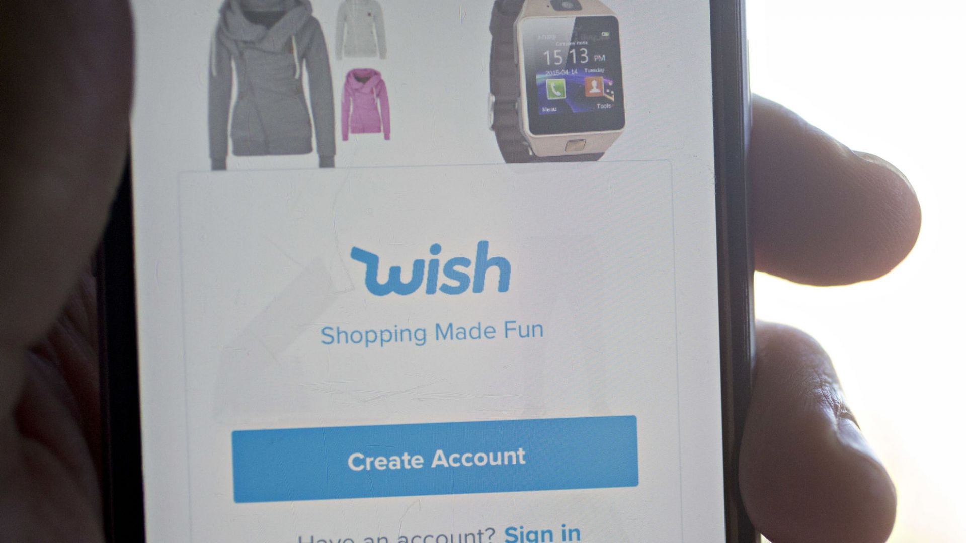 Wish - Shopping Made Fun