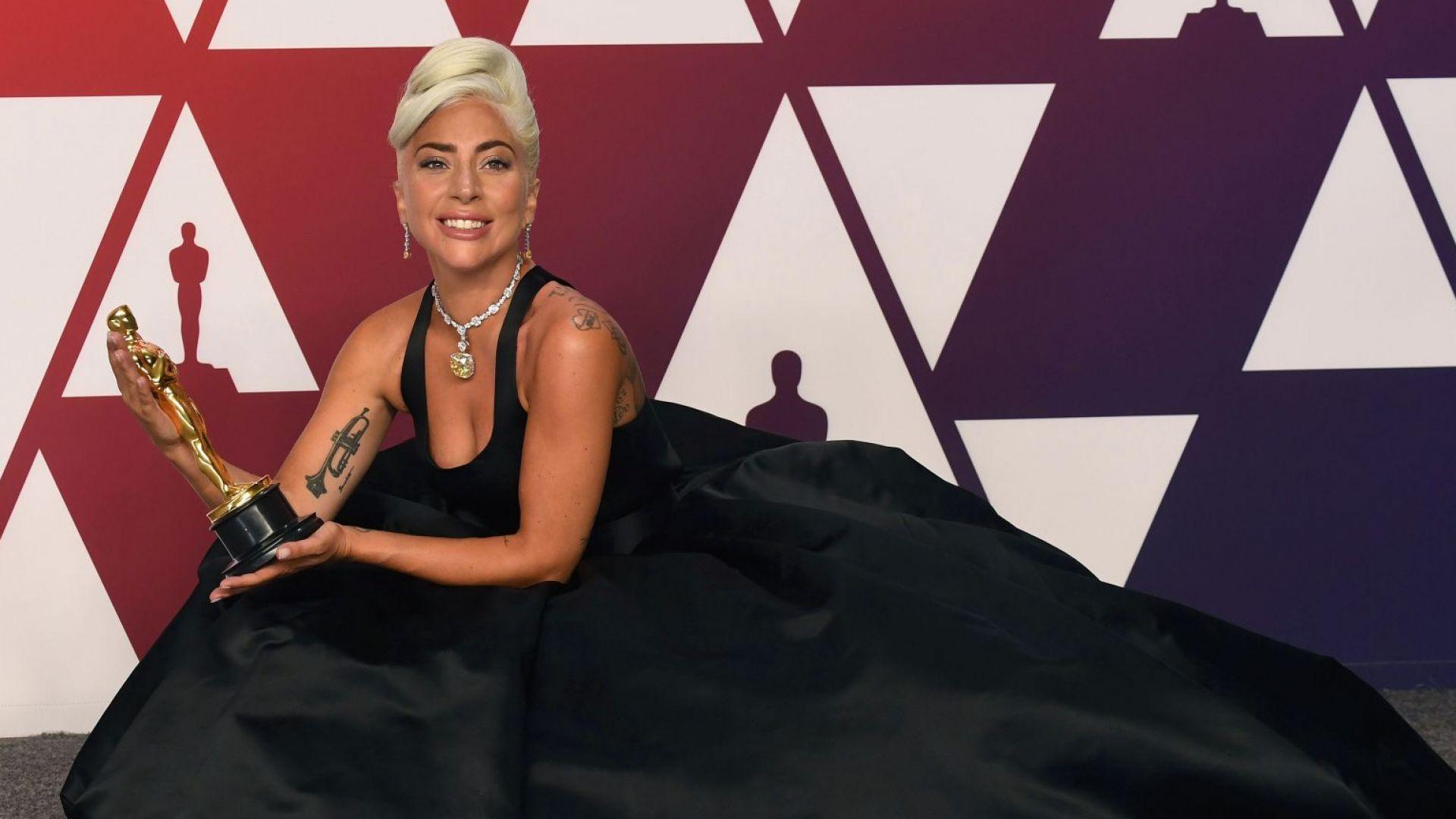 """Лейди Гага избра новата си главна роля, ще бъде """"Черната вдовица"""""""