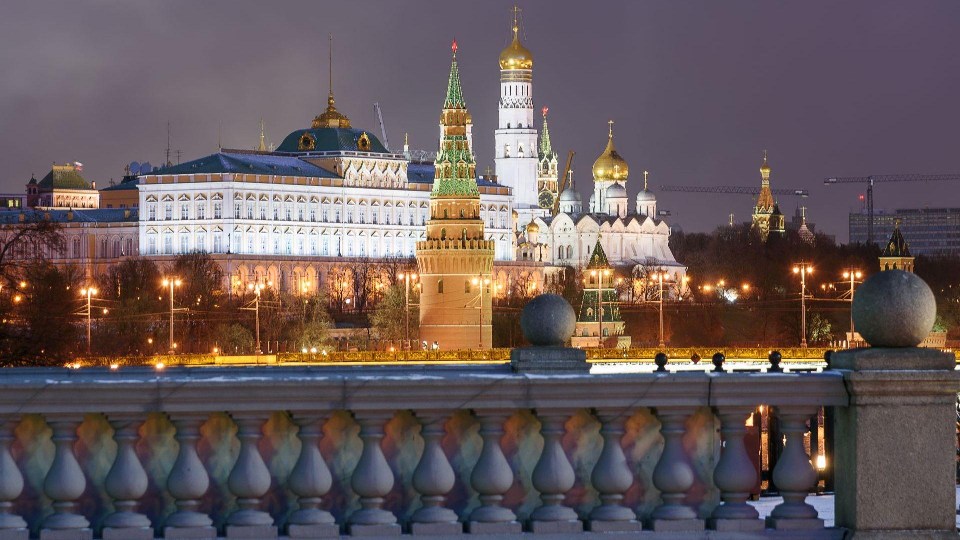 Откриха неизбухнала бомба от войната на територията на Кремъл