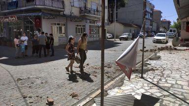 108 сгради са с тежки щети след силното заметересение в Турция
