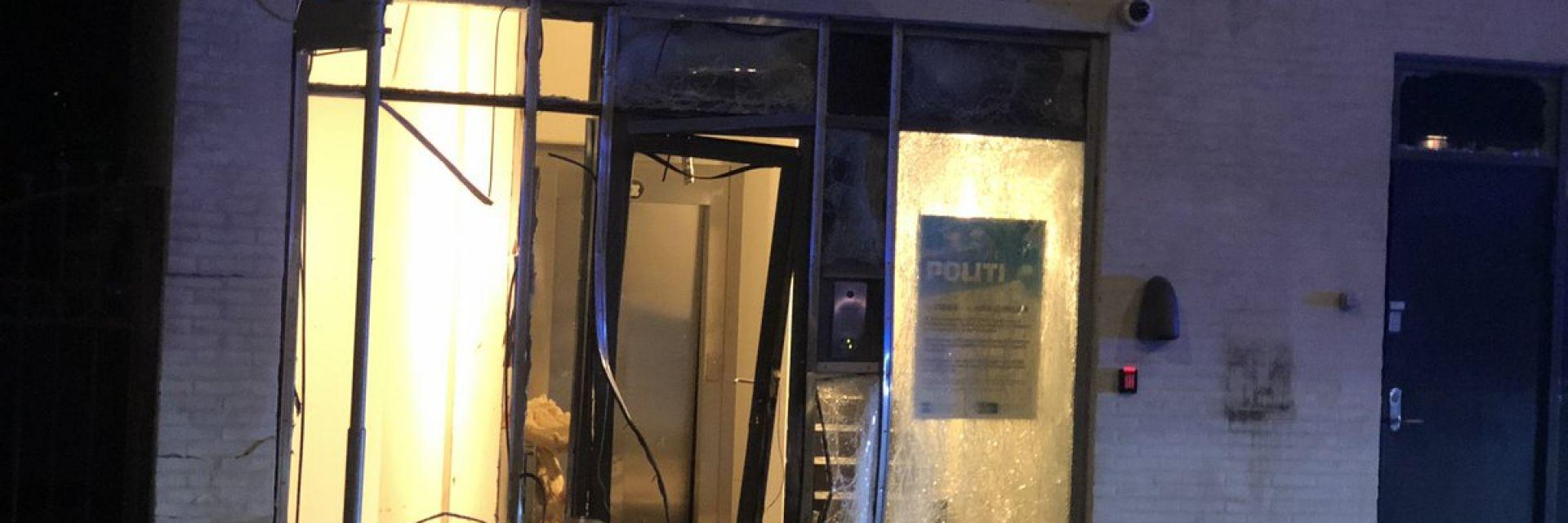 Втори взрив за 4 дни разтърси Копенхаген (снимки)