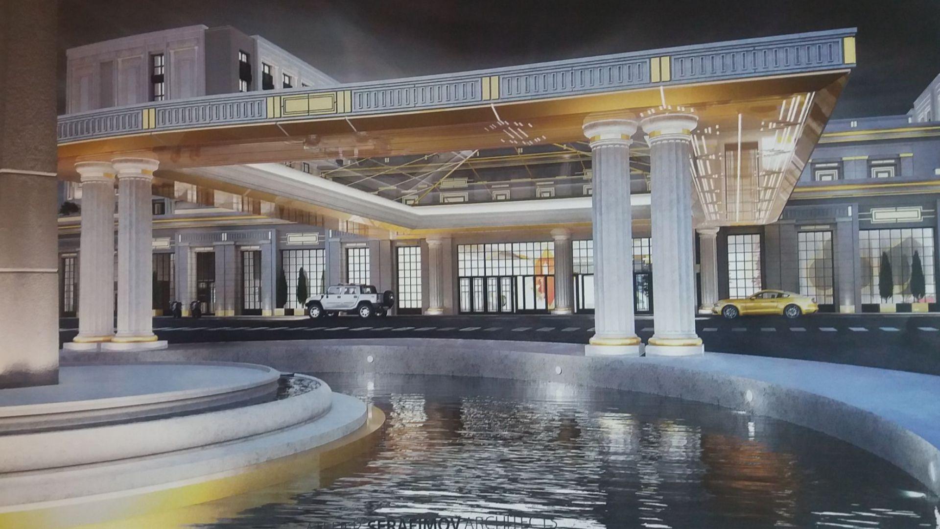 US инвеститор строи развлекателен комплекс за 300 млн. в България