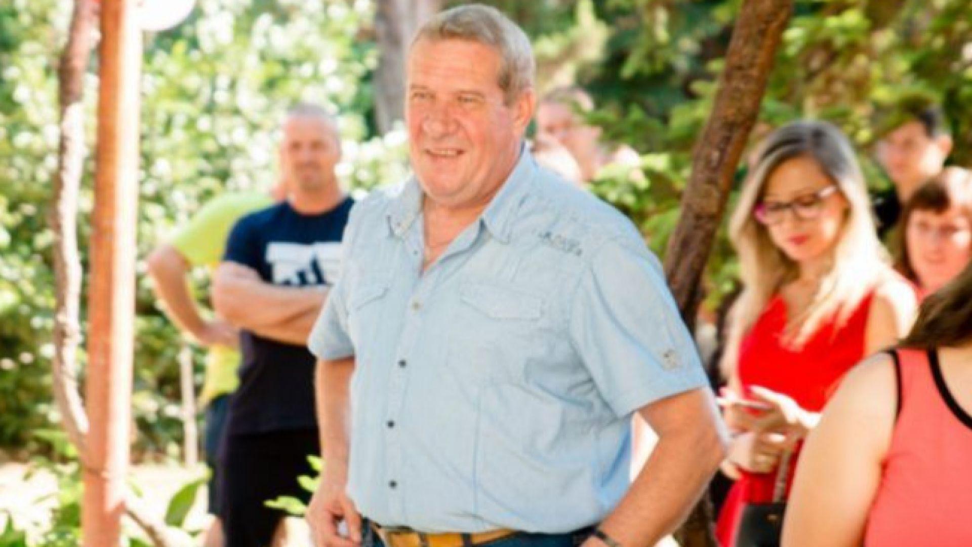 ГЕРБ издига бившия шеф на пожарната в Пазарджик за кмет