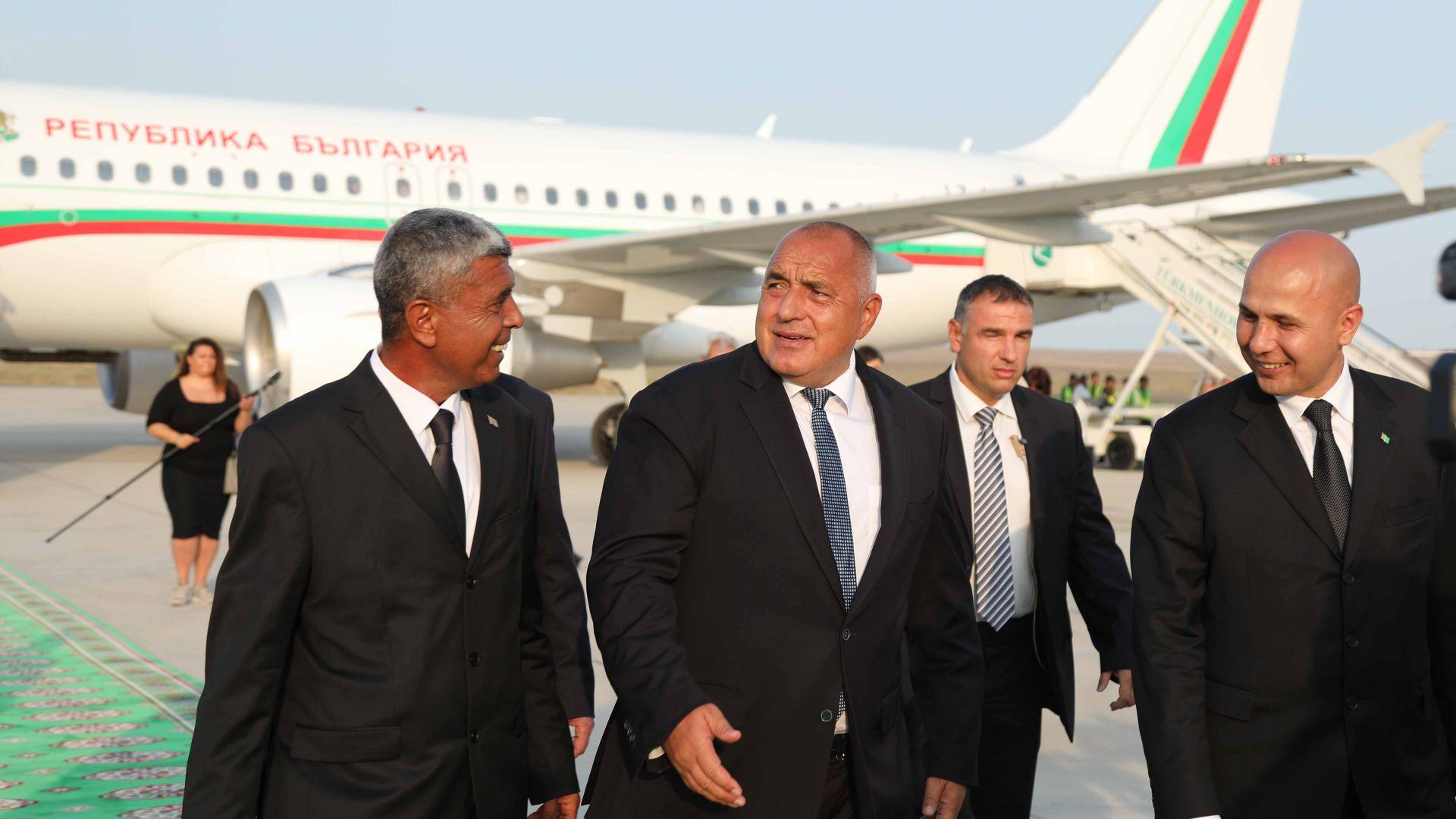 Борисов ще се срещне с Медведев на форум в Туркменистан