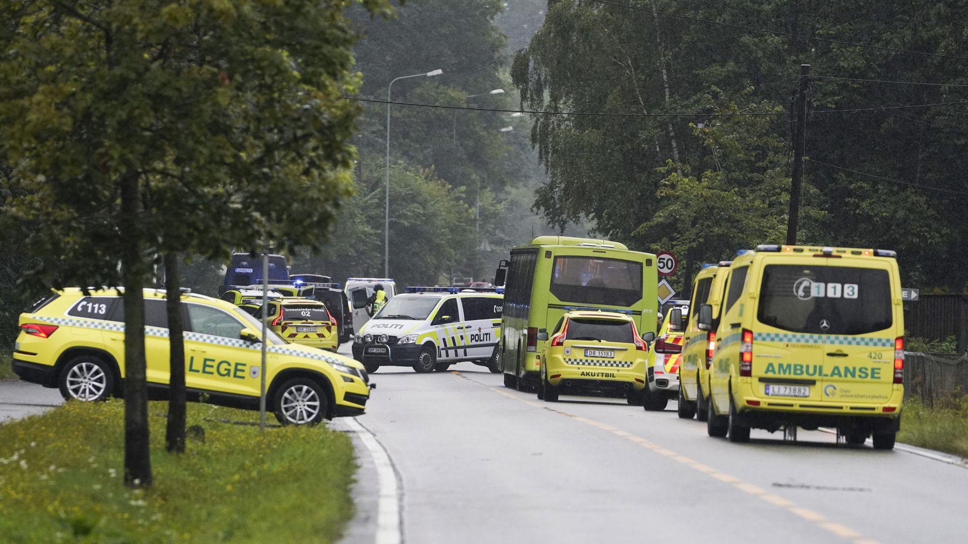 Стрелбата в джамията в Осло -  опит за терористичен акт (обновена)