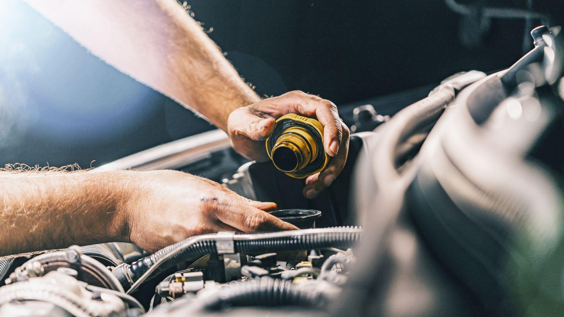 Готвят глоби за собствениците на автомобили, които сами ги ремонтират