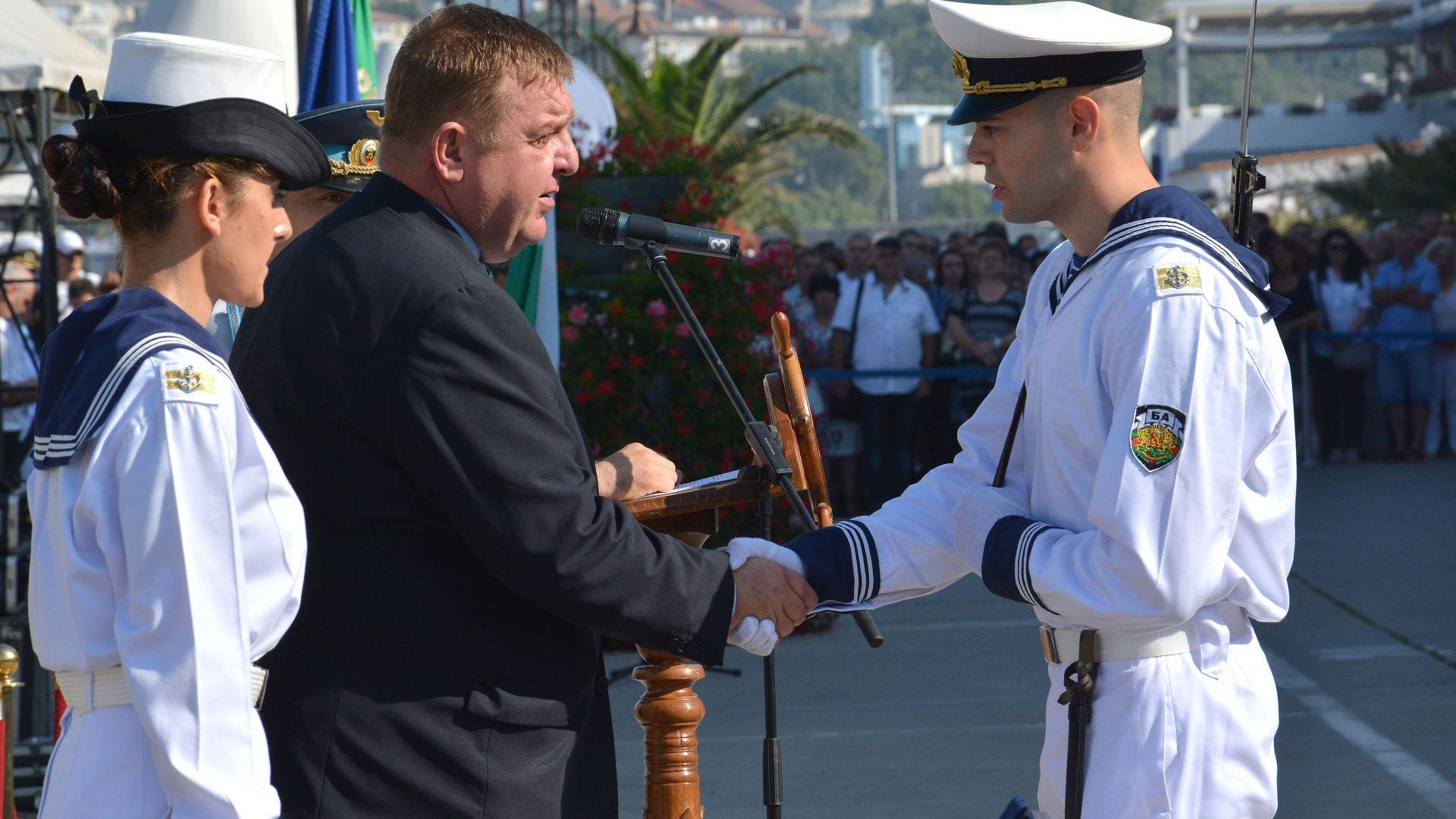 Варненският център на НАТО: Престиж и готовност срещу общите руско-турски действия