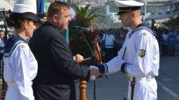 До края на годината ще имаме договор за два патрулни кораба на ВМС