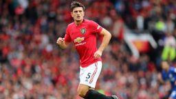 Новият капитан на Юнайтед е едва от шест месеца в клуба