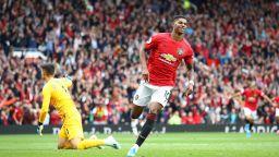 Безмилостен Юнайтед вгорчи дебюта на Франк Лампард и новия Челси