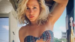 Внучката на Тодор Колев впечатли с плажно тяло