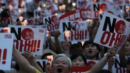 Търговската война Сеул - Токио набира нови сили