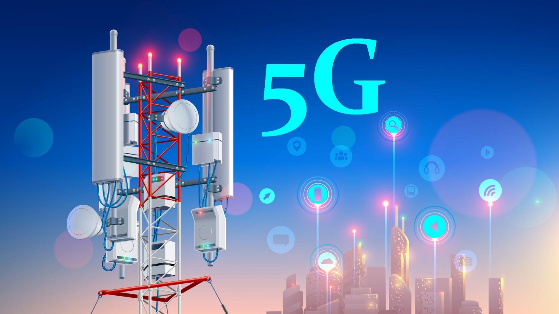 Освобождава се радиочестотен спектър за стартиране на изграждането на 5G