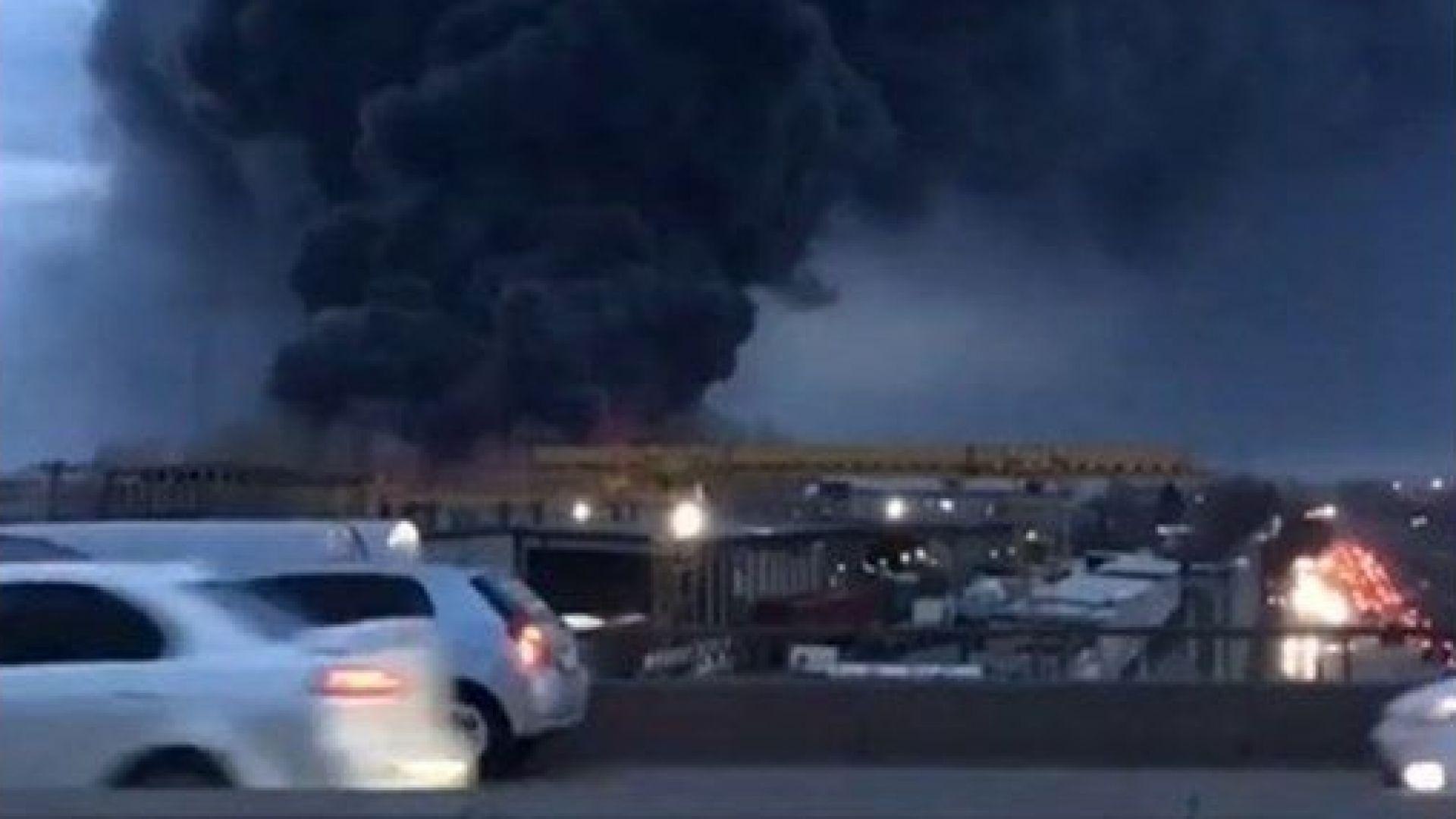 Снимка: В Русия почетоха учените, загинали при взрив на ракета с ядрено устройство