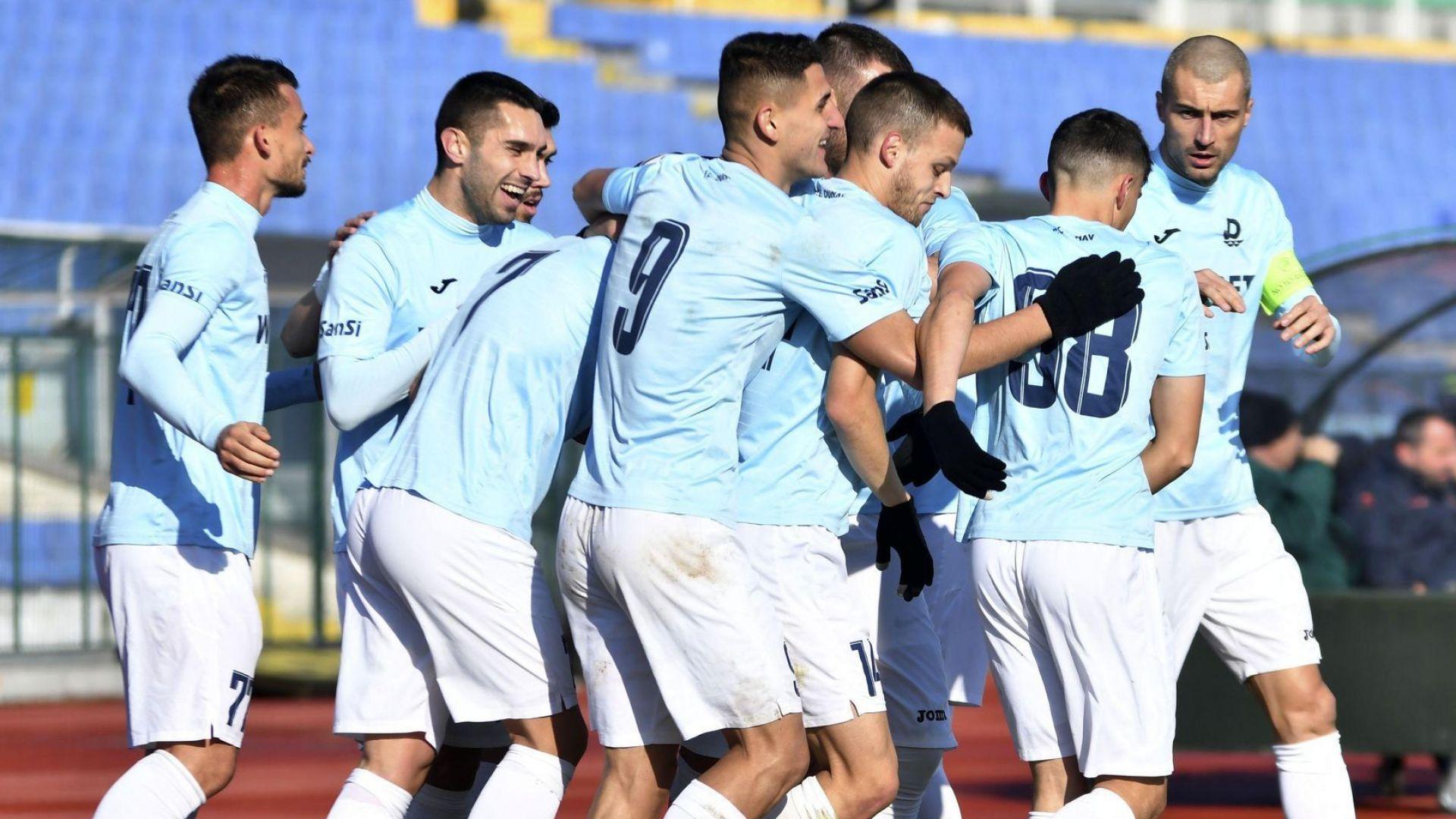 Дунав победи Арда в битка от втората осмица на плейофите