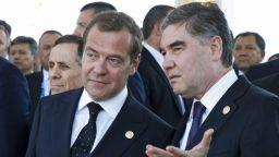 ЕС преговаря по-активно с Туркменистан за доставка на газ в Европа