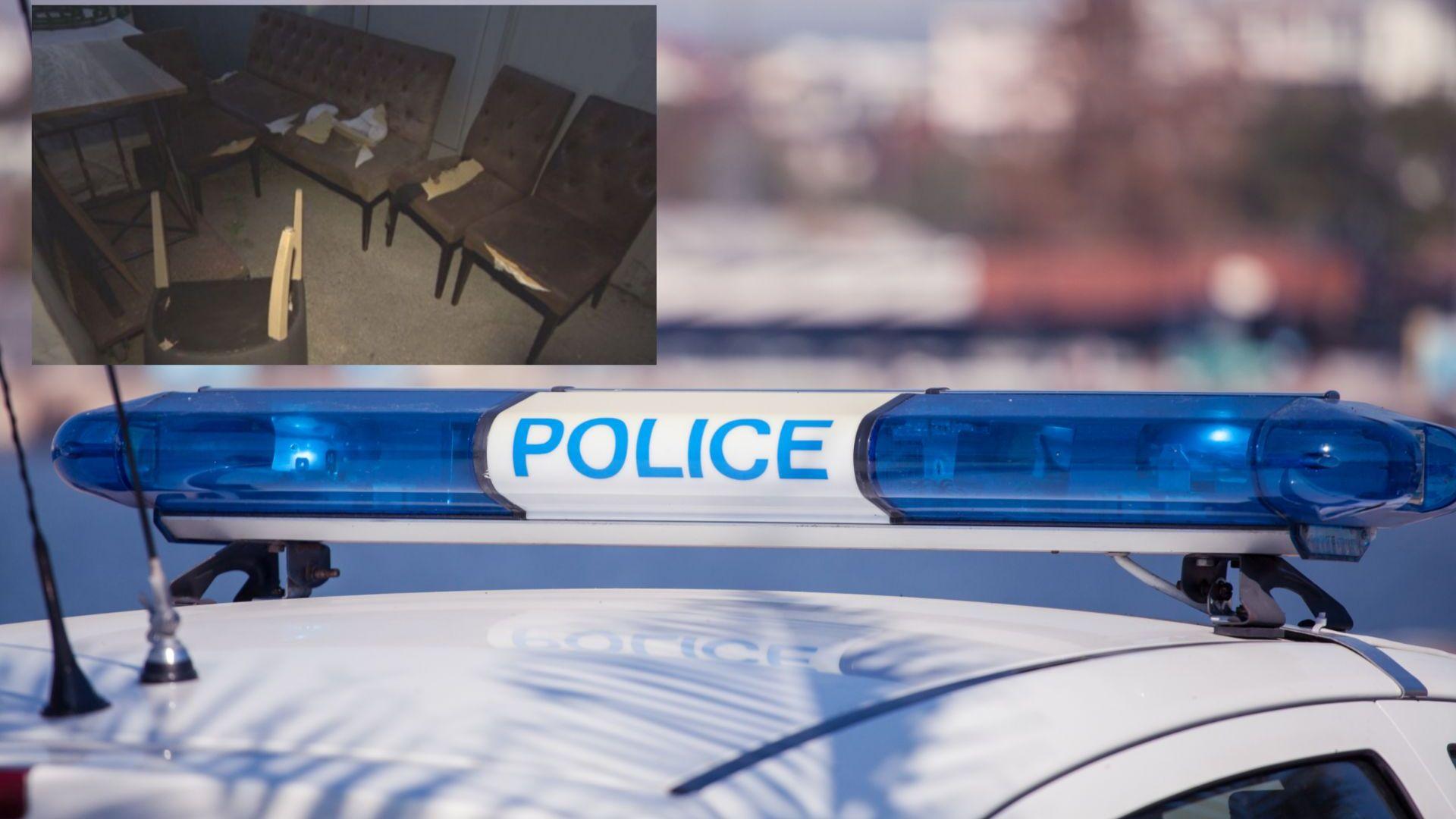 Четирима с обвинения за погрома в столичния ресторант