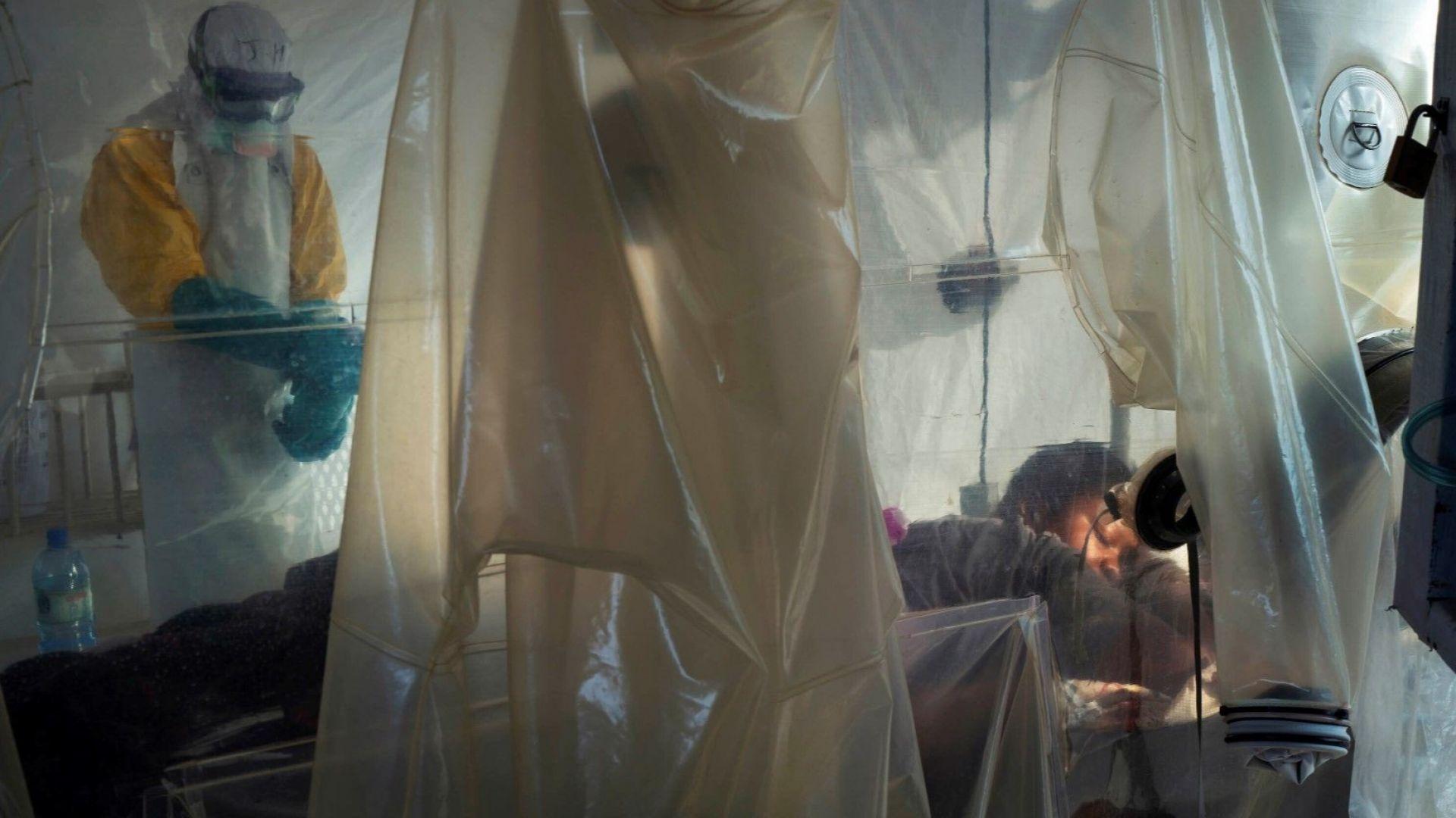 Компютърен модел предсказва следващата епидемия от ебола