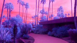 Сюрреалистичните калифорнийски пейзажи на Кейт Бейлис