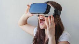 Шлем за виртуална реалност като алтернативно обезболяващо при раждане