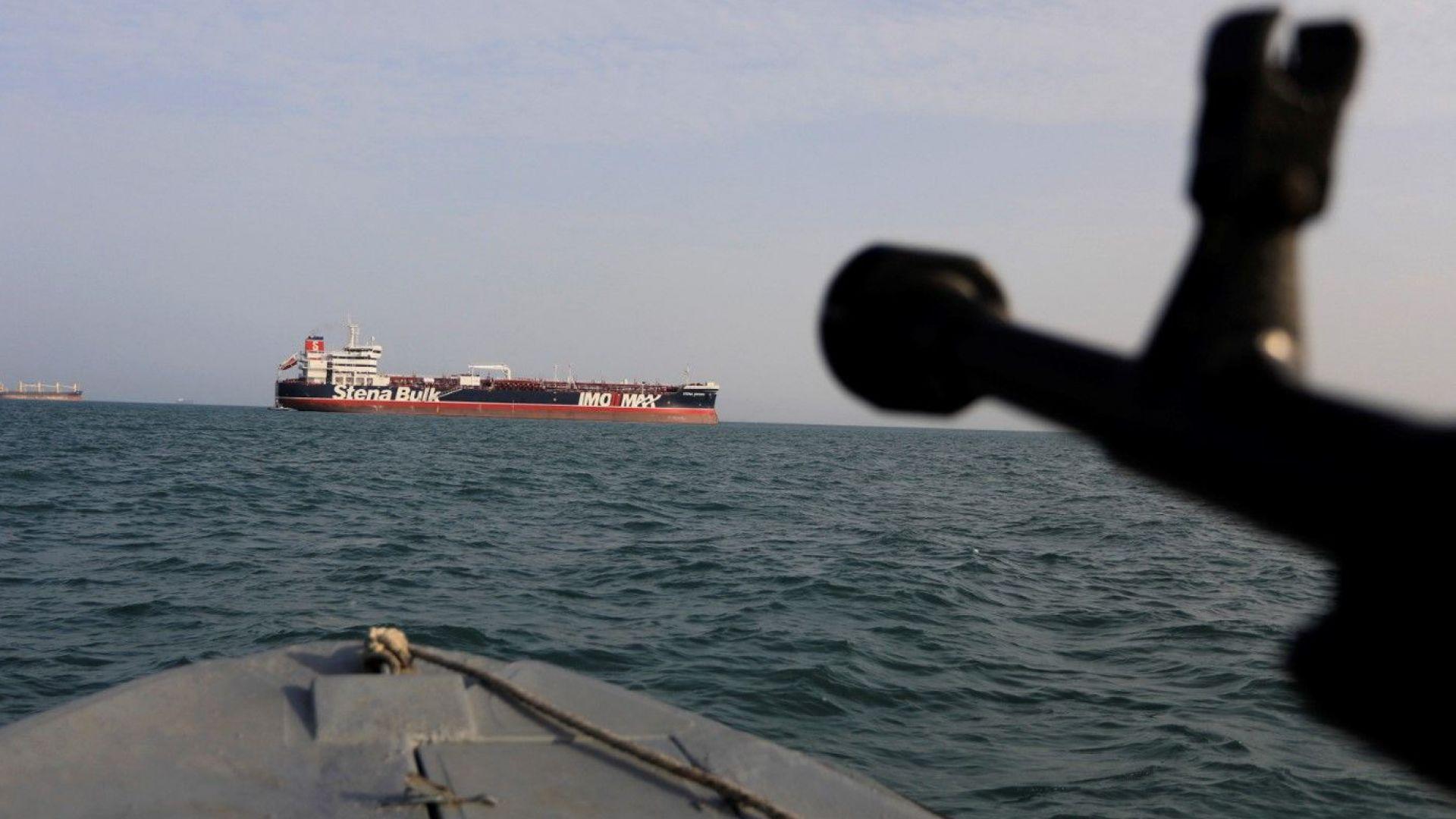 "Иран освободи плаващия под британски флаг танкер ""Стена имперо"""