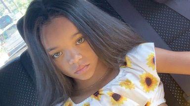 7-годишната двойничка на Риана с първи моден ангажимент