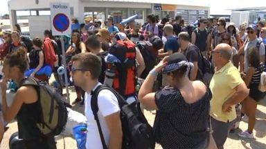 Блокиран българин на остров Самотраки: Първият ден беше ужасно