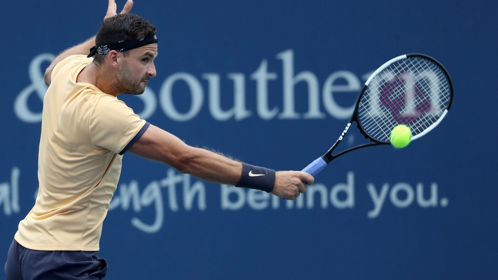 Добър жребий за Григор - започва срещу италиански ветеран на US Open