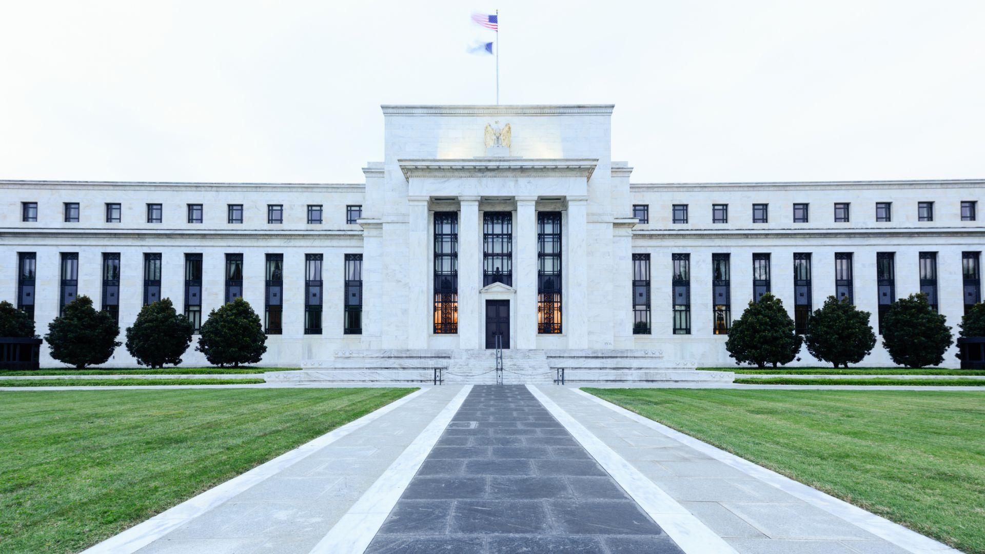 Федералният резерв на САЩ очаква намалeние на БВП с 6,5%