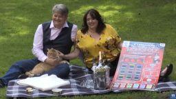 Съпрузи спечелиха 1 млн. британски лири благодарение на гладния си котарак