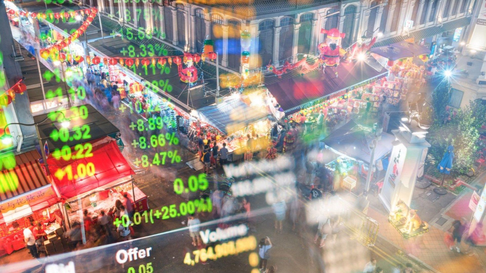 Германия избегна рецесията, отчете лек растеж от 0.1% за трето тримесечие