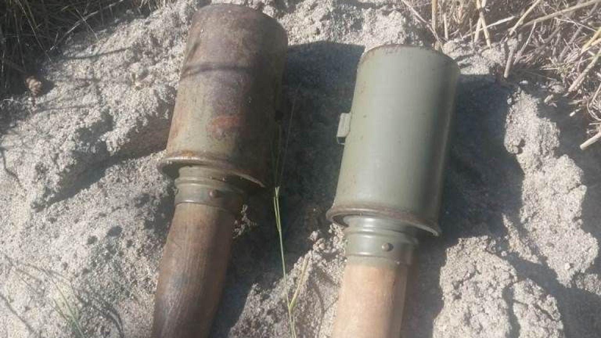 Откриха две ръчни гранати в жилищен блок във Видин