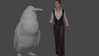 Останки от пингвин с човешки размери открити в Нова Зеландия